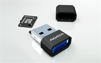 16 GB . microSDHC karta A-DATA class 4 + micro-čítačka V3 (4713435790847)