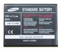 AB474350BE Samsung baterie Li-Ion 1200mAh (Bulk) (B5722 DuoS,B7722 DuoS,D780 DuoS,G810,I5500 Galaxy 550)