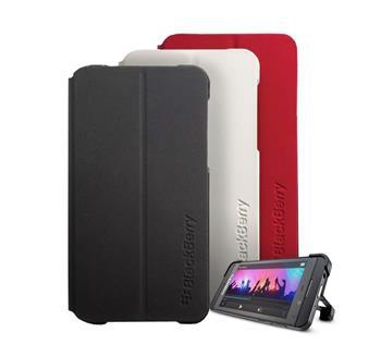 ACC-49284-201 BlackBerry Flip Pouzdro Pocket pro Z10 Black (EU Blister)