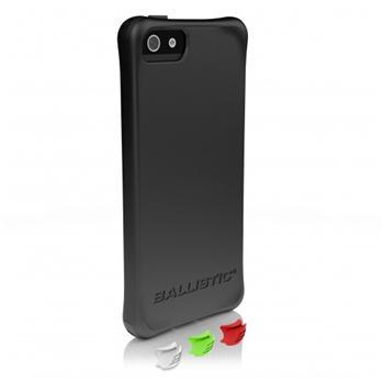 Ballistic LifeStyle Smooth Ochranné Pouzdro Black pro iPhone 5 (EU Blister)