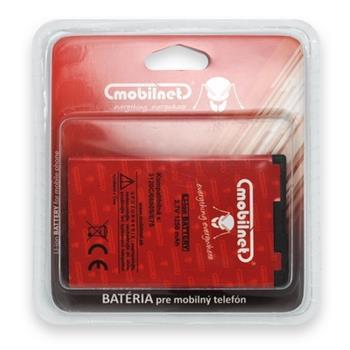 Batéria mobilNET Nokia 3120C Li-ion 1250mAh