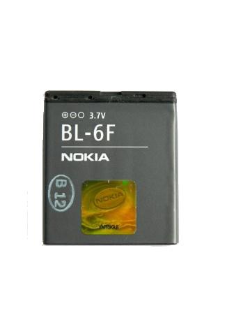 BL-6F Nokia baterie 1200mAh Li-Ion (Bulk) ( N78,N79,N95)
