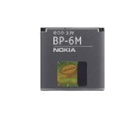 BP-6M Nokia baterie 1100mAh Li-Pol (Bulk) (9300,9300i,3250,6151,6233,6234,6280,6288,N73,N77,N93)