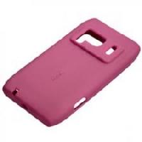 CC-1005 Nokia N8 Silikonové pouzdro Purple (Bulk)