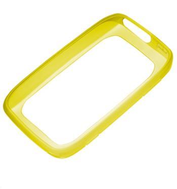 CC-1046 Nokia Lumia 710 Silikonové pouzdro Yellow (EU Blister)