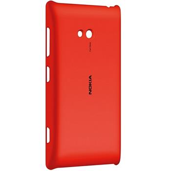 CC-3064 Nokia Lumia 720 Ochranný kryt pro nabíjení Red (EU Blister)
