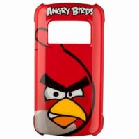 CC-5002 Nokia C6 pevné pouzdro Angry Birds Red (EU Blister)
