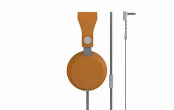 Coloud Stereo Headset Boom Transition Orange