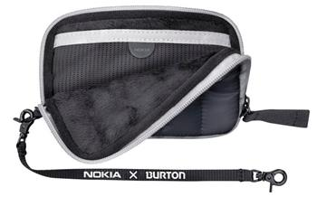 CP-614 BURTON Pouzdro Zipper Black XL (EU Blister)