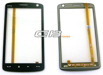 Dotyková doska + Sklíčko pre HTC HD T8282