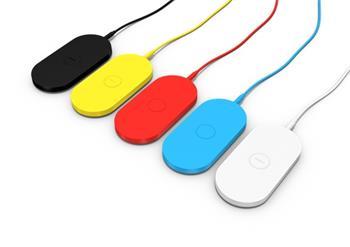 DT-900 Nokia Bezdrátová Nabíjecí Základna Yellow (EU Blister)