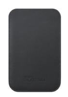 EFC-1E1LB Samsung kožené pouzdro pro N7000 Black Pošk.Balení (EU Blister)
