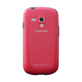 EFC-1M7BPE Samsung Zadní Kryt pro Galaxy S3mini i8190 Pink (EU Blister)