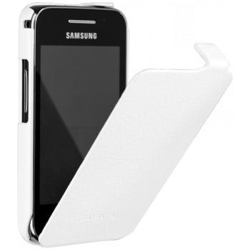 ETUISMS5830W Samsung Original Flip Pouzdro pro S5830 White (EU Blister)