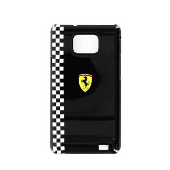 FEFOG2B Ferrari Formula Zadní Kryt Black pro Samsung i9100/i9105