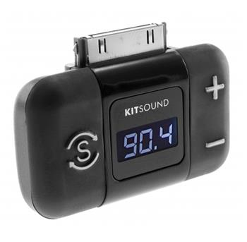 FM Transmitter pro iPod, iPhone 4/4S, iPad (EU Blister)