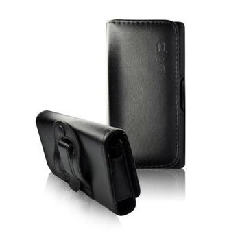 ForCell Chic VIP Pouzdro Black pro iPhone 5, 5C, 5S, Sony ST26i,...