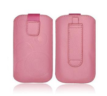 ForCell Deko Pouzdro Pink pro Nokia E52, Samsung S5610,...