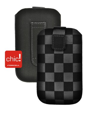 ForCell Moto Pouzdro Black pro iPhone 5