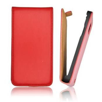 ForCell Slim Flip Pouzdro Red pro HTC Desire X