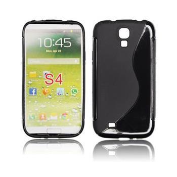 ForCell Zadní Kryt Lux S Čierne pro Samsung i9505 Galaxy S4