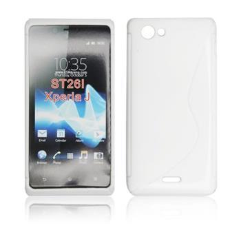 ForCell Zadní Kryt Lux S White pro Sony C6603 Xperia Z
