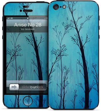 GelaSkins Anise No 28 iPhone 5