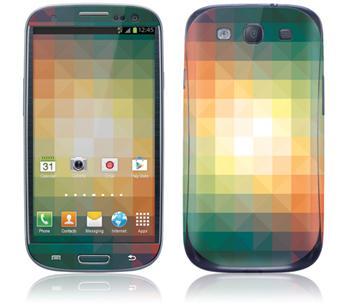 GelaSkins Echos Samsung Galaxy SIII i9300