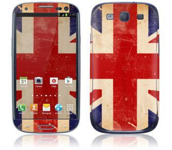 GelaSkins Union Jack Samsung Galaxy SIII i9300