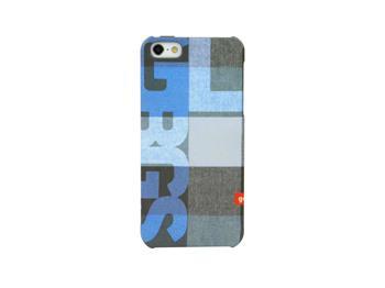 GOLLA zadní kryt pro Apple iPhone 5 Billy G1416 Blue