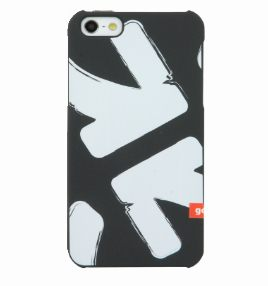GOLLA zadní kryt pro Apple iPhone 5 Randy G1422 Black