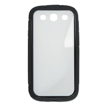 Gumené puzdro Galaxy S III (i9300/S3 i9301 Neo)
