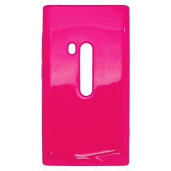 Gumené puzdro Nokia N9 červené
