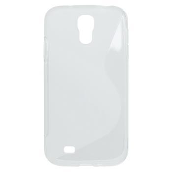 Gumené puzdro Samsung Galaxy S4 i9500/i9505 transparentné