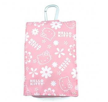 Hello Kitty Mobile Bag Pouzdro Pink