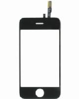 iPhone 3GS dotyková deska + sklíčko Black