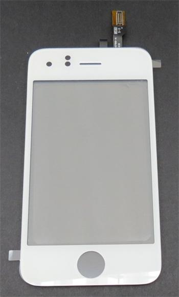 iPhone 3GS dotyková deska + sklíčko White