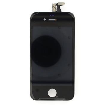 iPhone 4G LCD Display + Dotyková deska Black komplet (OEM)