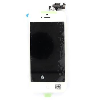 iPhone 5 LCD Display + Dotyková Deska White vč. Součástek