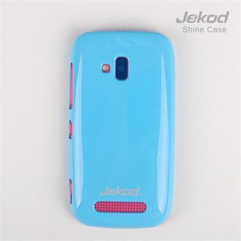JEKOD Shiny Pouzdro Blue pro Nokia Lumia 610