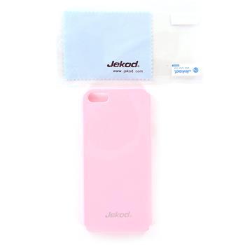 JEKOD Shiny Pouzdro Pink pro iPhone 5, 5S