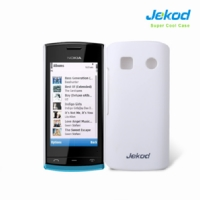 JEKOD Super Cool Pouzdro Biele pro Nokia 500