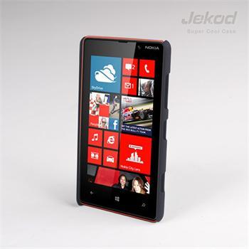 JEKOD Super Cool Pouzdro Black pro Nokia Lumia 820