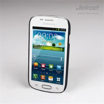 JEKOD Super Cool Pouzdro Black pro Samsung i8190 Galaxy S3mini, S3 mini i8200 VE čierne