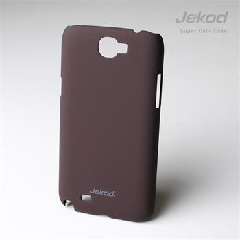 JEKOD Super Cool Pouzdro Brown pro Samsung N7100 Galaxy Note2