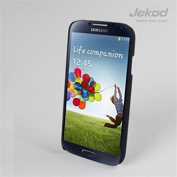 JEKOD Super Cool Pouzdro Čierne pro Samsung i9500 Galaxy S4