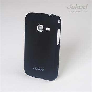 JEKOD Super Cool Pouzdro Čierne pro Samsung S6802 Galaxy Ace Duos
