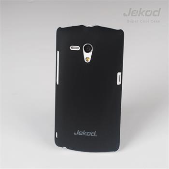 JEKOD Super Cool pouzdro Čierne pro Sony Xperia Neo L MT25i