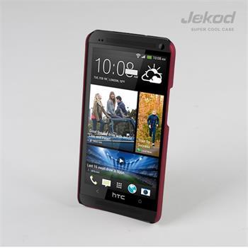 JEKOD Super Cool Pouzdro Red pro HTC ONE/M7