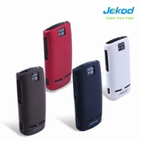 JEKOD Super Cool Pouzdro Red pro Nokia 600